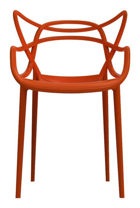 chaise kartell master la chaise masters kartell designers philippe starck et