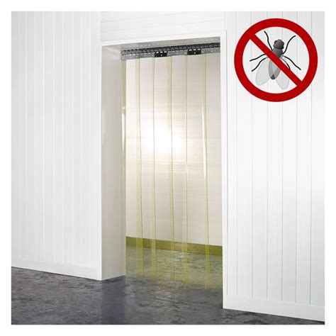 insect curtains anti insect pvc strip curtains kit 200mm x 2mm strip