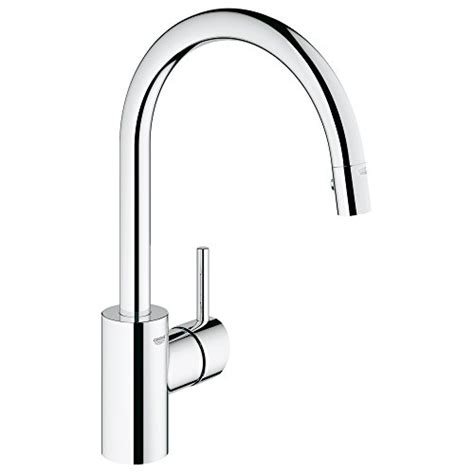 amazon grohe kitchen faucets grohe chrome kitchen faucet handle