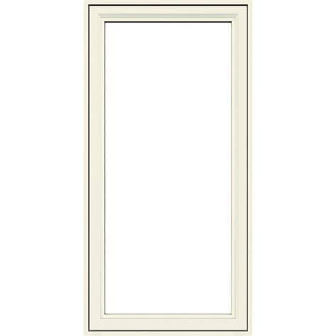 Jeld Wen Awning Windows by Jeld Wen Premium Vinyl Casement Windows Vanilla