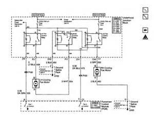 2000 chevy malibu all three relays fuses coolent temp sensor