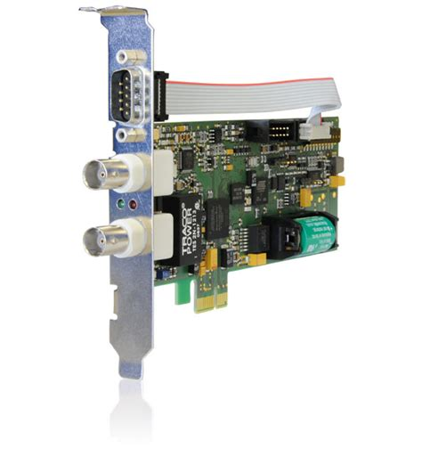 gpspex  profile clock pci express
