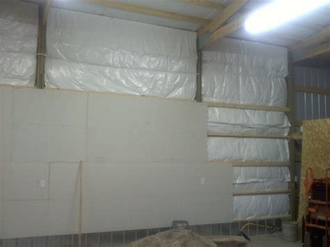 Metal Shed Insulation by Metal Building Insulation