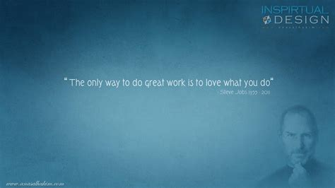 Citation steven jobs inspirational motivation phrase