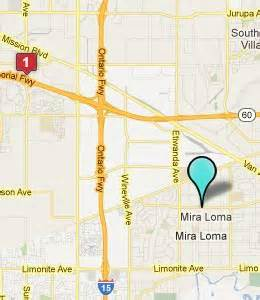 loma california map hotels motels near mira loma ca see all discounts