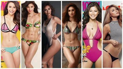 top youtube celebs 2018 top most sexiest female celebrities in the philippines