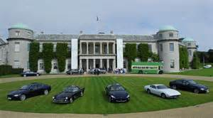Parks Bentley Hamilton Hamilton Heads Goodwood Line Up By Car Magazine