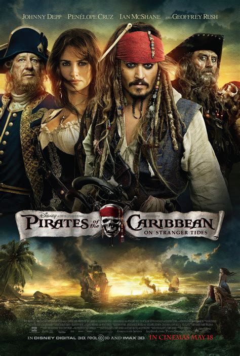 the pirates of the caribbean series pirates of the caribbean on stranger tides