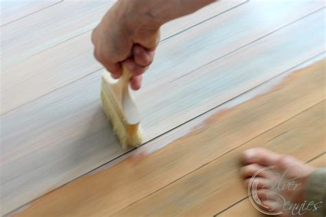 Gray Bedroom Paint how to create a driftwood floor finding silver pennies