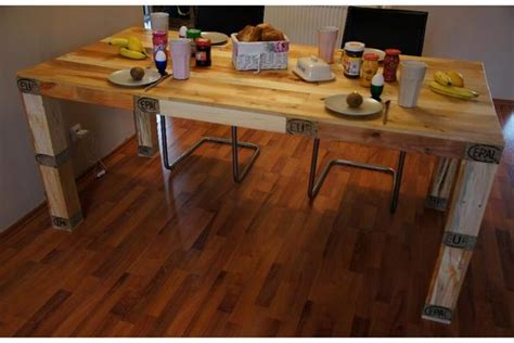speisezimmer hamburg esstisch europaletten m 246 bel in hamburg speisezimmer