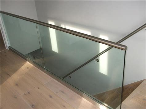 glass banister balustrade in bournemouth and poole dorset athena