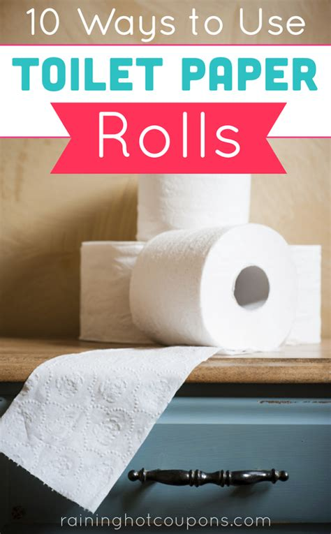 What To Make Out Of Toilet Paper Rolls - 10 ways to use toilet paper rolls