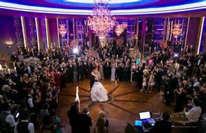 rainbow room new york wedding noel rob new york