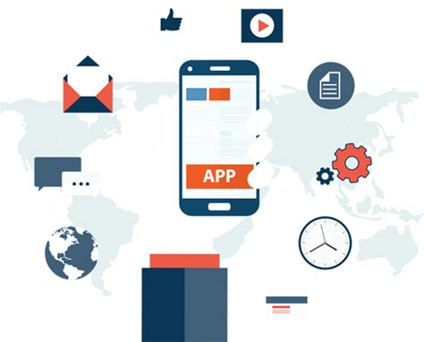 app design and development custom mobile app development b2b android ios