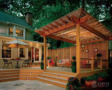 Patio Ideas A Deck Deck Ideas Understand Your Deck Upgrade Options Decking