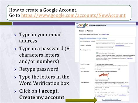 design home new account how to create a google account