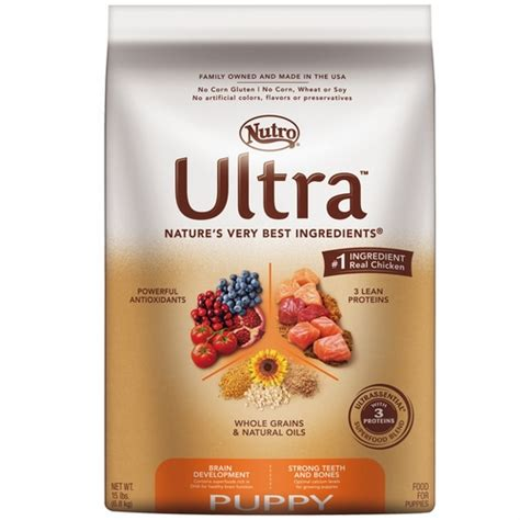 nutro ultra puppy nutro ultra puppy food 15 lb