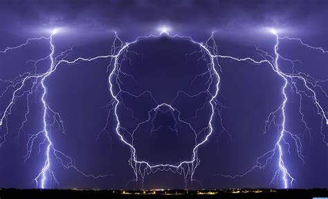 Lightning Light Electrocution Picture By Richiemb For Lightning