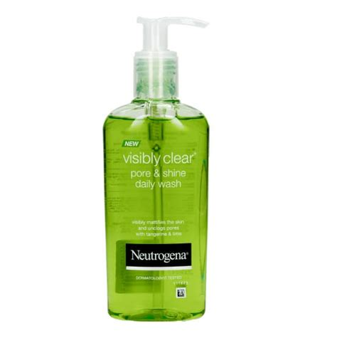 Harga Clear Pore jual neutrogena visibly clear pore and shine 200ml