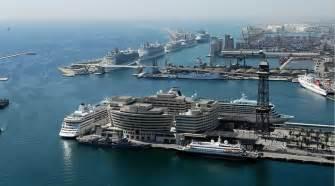 barcelona spain cruise ship schedule cruisemapper