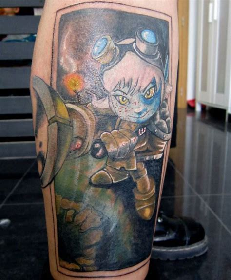league of legends tattoo the best and worst league of legends tattoos