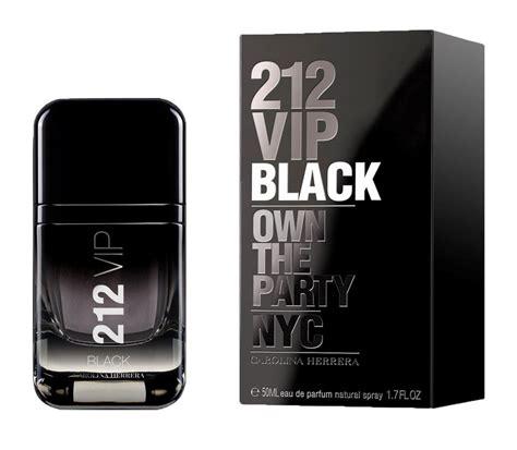 Parfume Original Carolina Herrera 212 Vip Black For Edp 212 vip black carolina herrera cologne a new fragrance