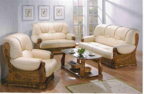 Sofa Set Designs With Price In Allahabad Canape Rustique Cuir Et Bois Canap 233 Id 233 Es De