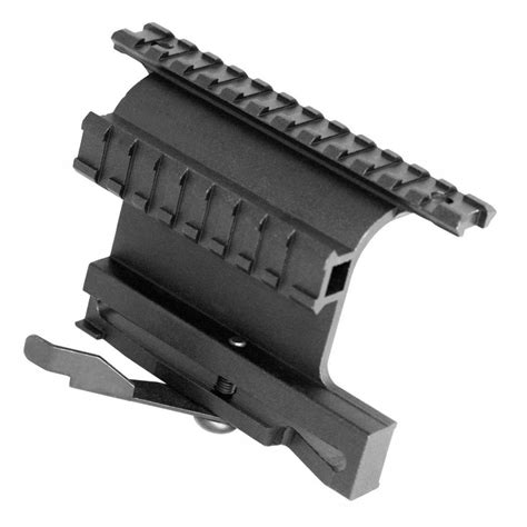 aim sports ak 47 rail side mount with release aim sports ak rail side mount with release lever