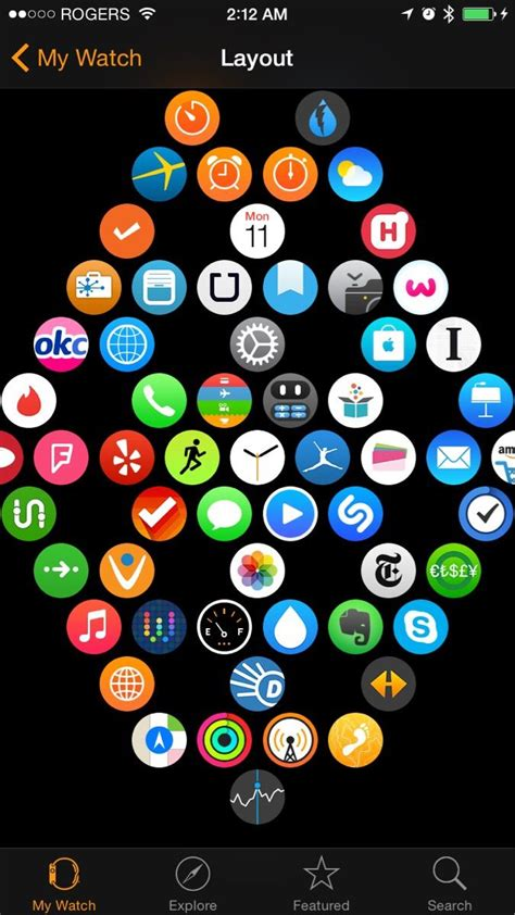app layout apple watch scientifically perfect way to organize your apple watch apps