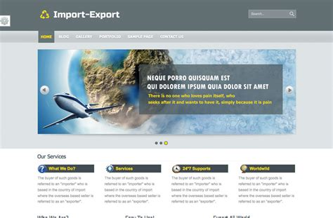 wordpress export layout 25 responsive wordpress themes available from templatemela