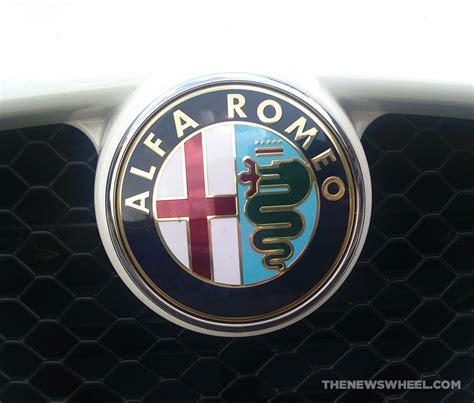 Alfa Romeo Symbol by The Badge Why Alfa Romeo S Logo Features A Snake