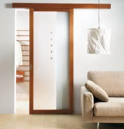 Sliding door design
