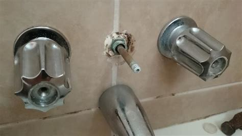 How To Remove Stuck Shower Handle by Cannot Remove Shower Stems Or Handles Stuck
