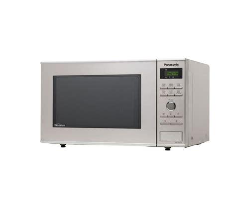 Microwave Panasonic Nn St340m buy panasonic nn sd271sbpq microwave stainless