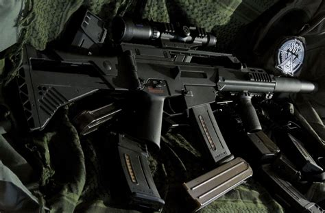 Special Order By Futz Istanaparts we tech idz future soldier retractable stock for g39 g36