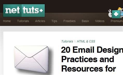 html email layout tips welcome to july 2010
