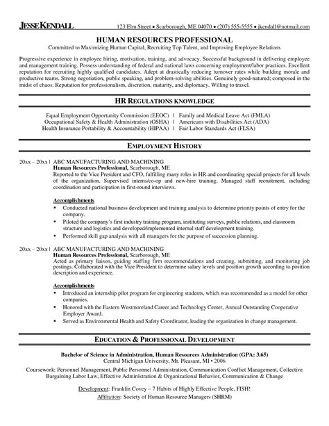 Practice Resume Templates by Resume Best Practices Resume Badak