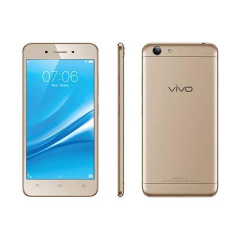 Baterai Vivo Y53 jual vivo y53 smartphone gold 16gb 2gb harga
