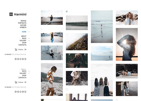 wordpress photoblog themes 30 best premium wordpress photography themes 2018 wpall