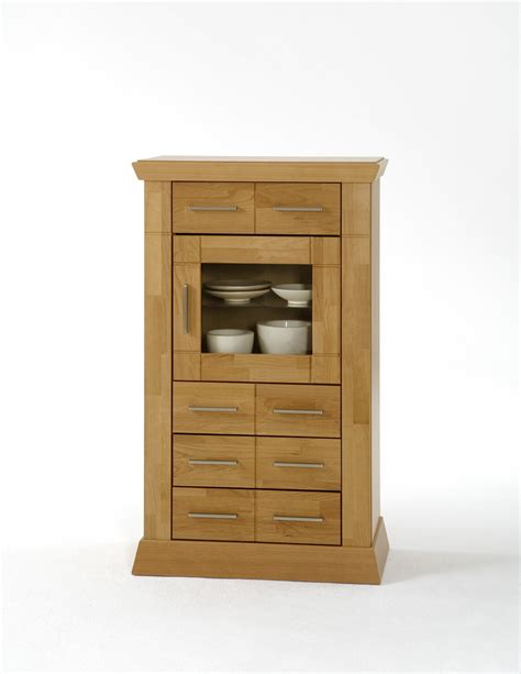 kommode highboard kommode highboard quadro erle alder ebay
