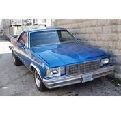 1979 Chevy Elcamino