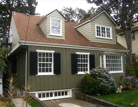 exterior paint color schemes with brown roof home design ideas houses pinterest brown