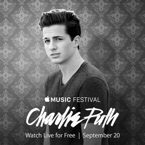 charlie puth you make me suffer charlie puth official website nine track mind available