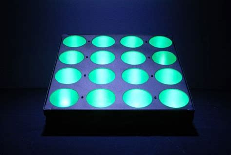 Nexus 4 Light by Chauvet Professional Nexus 4x4 Bright Led Wash Or Blinder