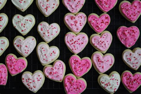 how to make valentines cookies s sugar cookies recipes dishmaps