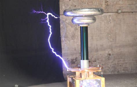 Tesla Coil Sound Cymatics The
