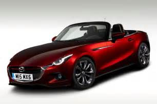 new 2015 mazda mx 5 exclusive pictures revealed mazda 6
