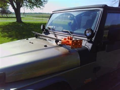 Jeep Tj Hi Lift Mount Hi Lift Mount Kit Jeep Wrangler Cj Yj Tj Lj