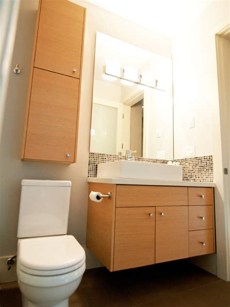 above cabinet storage over toilet storage powder room design ideas pictures
