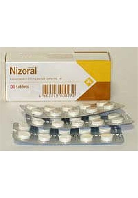 Tablet Ketoconazole nizoral 200mg tablets 30 worldwide delivery low price